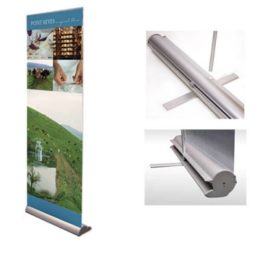 23x66 Retractable Banner