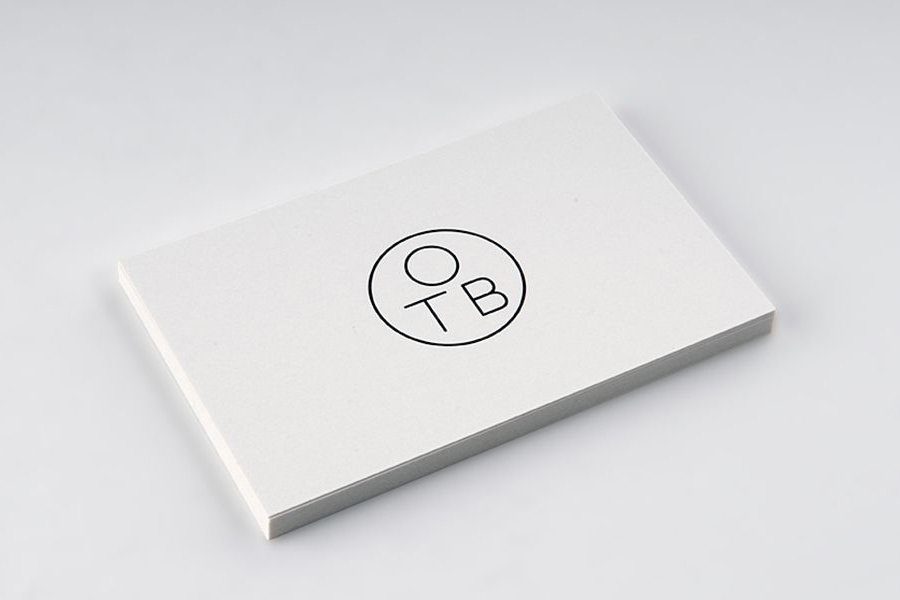 Uncoated Business Cards | Bracha Printing