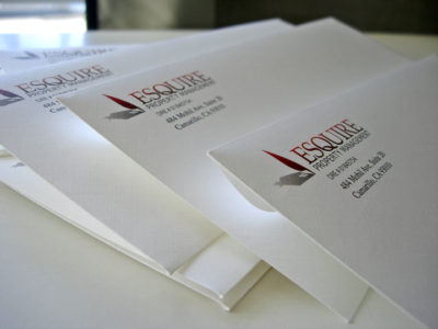 Linen Envelopes