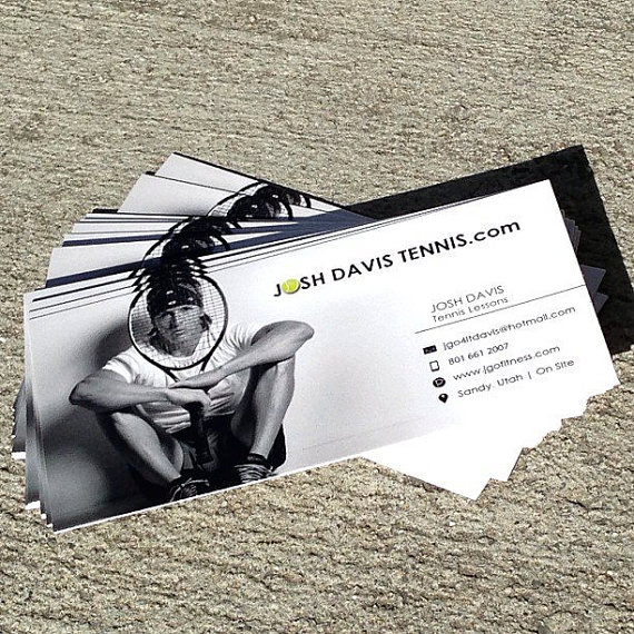 Slim business cards 175 x 35 bracha printing business cards reheart Choice Image
