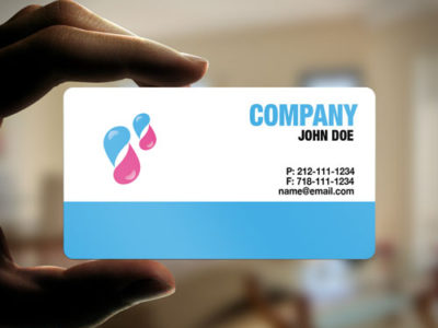 Slim business cards thin business cards business cards solid plastic business cards reheart Images