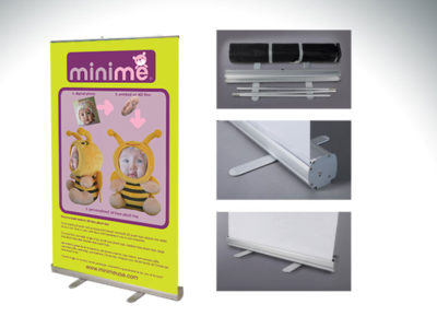 47x81 Retractable Banner