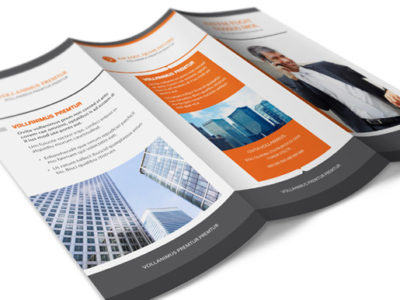 8.5 x 11 Brochure