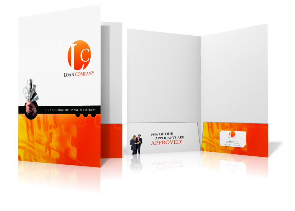 custom presentation folder Announcing our newest product custom - short run presentation folders this is a great option when you don't need a large supply but still want that professional look of a.