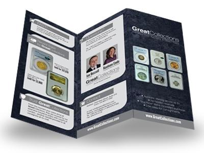 8.5 x 11 Cardstock Brochure