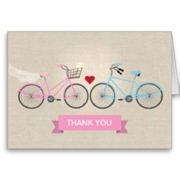 Linen Greeting Cards