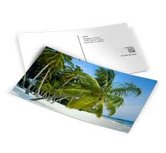 5 x 8 postcard printing