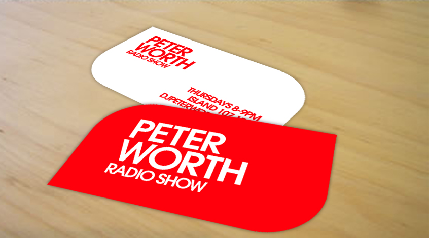 Peter worth radio show die cut business card 1 bracha printing 23 apr peter worth radio show die cut business card 1 colourmoves