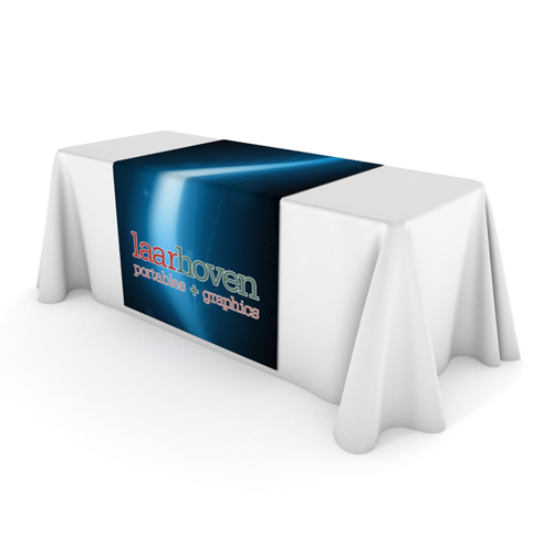Custom Printed Table Covers Custom Table Throws
